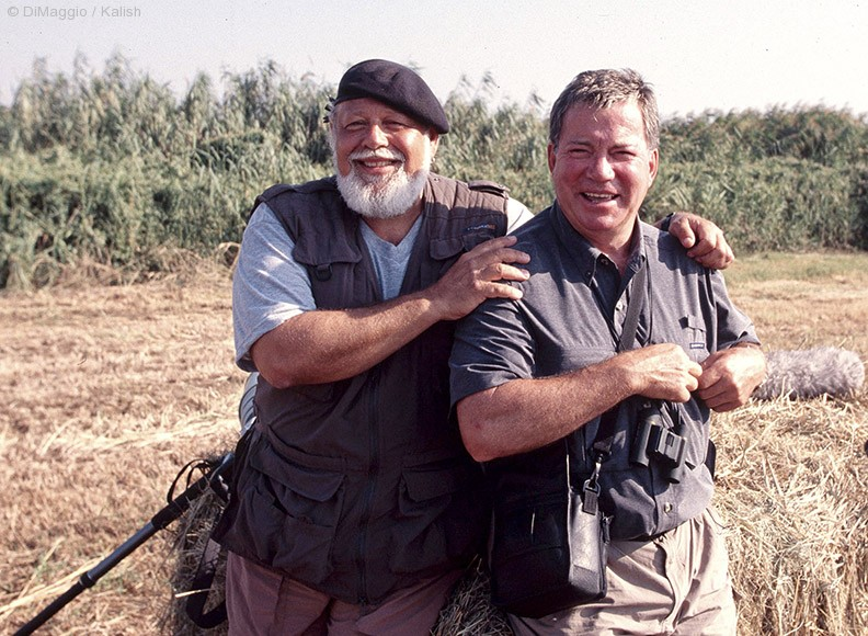 Israel Photo Safari with Joe DiMaggio and William Shatner