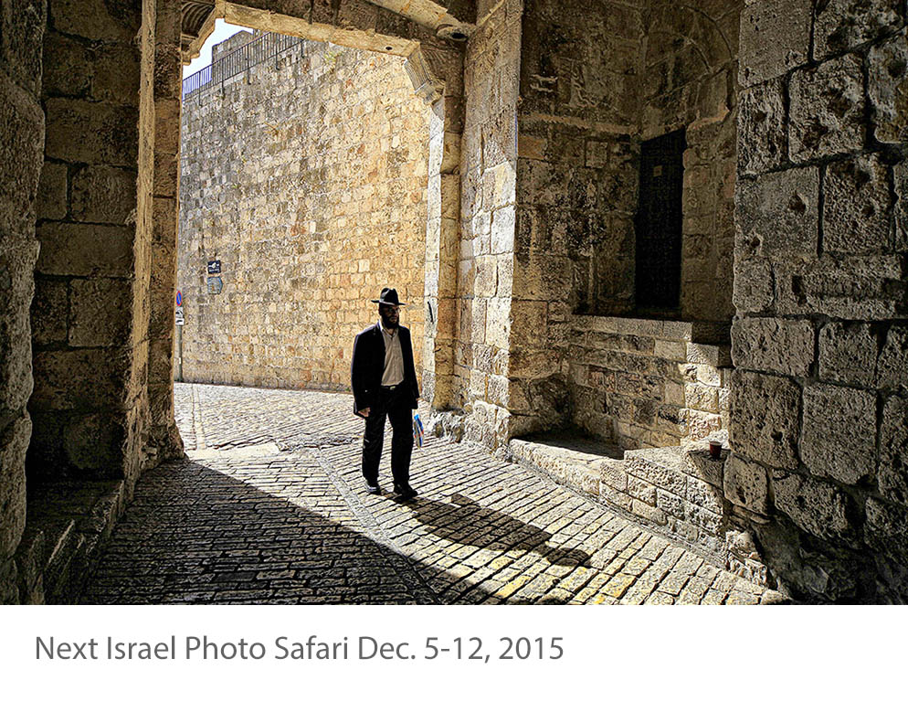 Israel with DiMaggio-kalishworkshops December 5-12 2015 @DiMaggio